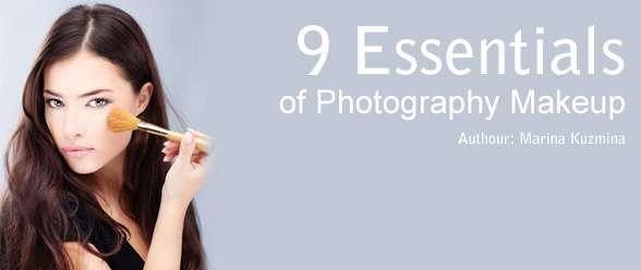 9 Essentials of Photography Makeup