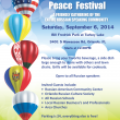 Russian Community will host International Peace Festival